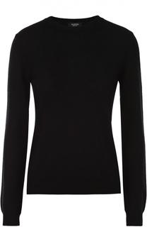 Кашемировый пуловер с заклепками Valentino