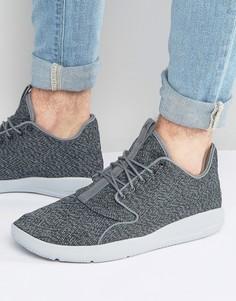 Серые кроссовки Nike Jordan Eclipse 724010-009 - Серый