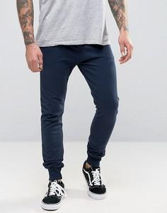 Трикотажные штаны Firetrap - Темно-синий
