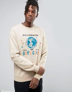 Свитшот с принтом Billionaire Boys Club - Бежевый