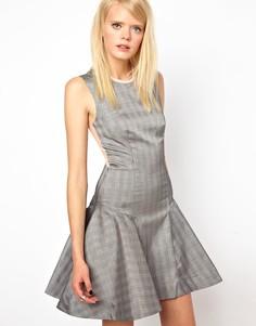 Платье Antipodium Guidelines - Черный