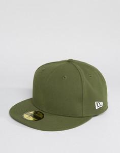 Кепка New Era 59Fifty - Зеленый