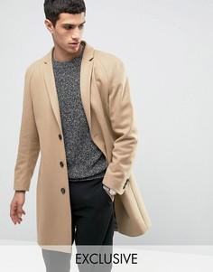 Свободное пальто Noak - Бежевый