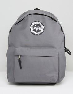 Серый рюкзак Hype - Серый