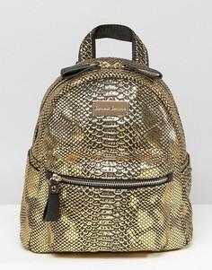 Компактный рюкзак Claudia Canova - Золотой