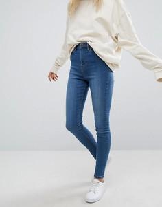 Зауженные джинсы Waven Anika - Синий