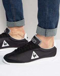 Черные кроссовки Le Coq Sportif Quartz 1611751 - Черный