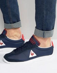 Синие кроссовки Le Coq Sportif Quartz 1611753 - Синий