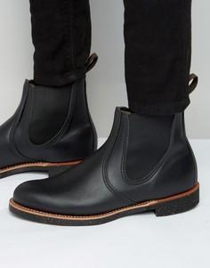 Кожаные ботинки челси Red Wing - Черный
