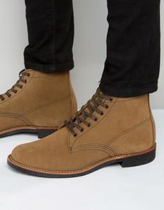 Замшевые ботинки Red Wing - Рыжий