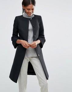 Черное пальто Helene Berman Gigi - Черный