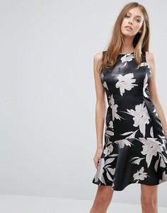 Жаккардовое платье Coast - Мульти