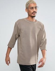 Oversize-свитер Weekday - Бежевый