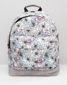 Рюкзак с цветочным принтом Mi-Pac Premium - Мульти