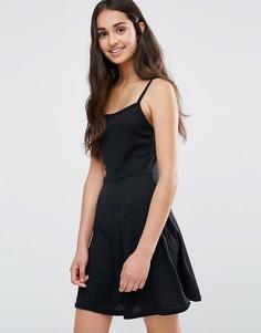Платье-комбинация Daisy Street - Черный