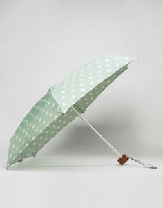 Зонт в горошек Cath Kidston - Зеленый