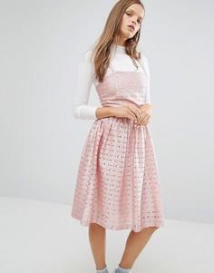 Платье для выпускного STYLENANDA - Розовый