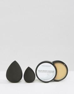 Набор для очищения кистей для макияжа Japonesque - Бесцветный