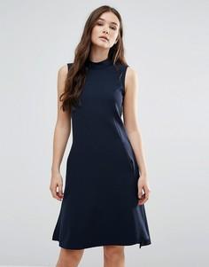 Платье-туника без рукавов Closet - Синий