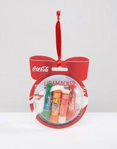 Набор бальзамов для губ Coca-Cola Ornament Bubble - Бесцветный Beauty Extras