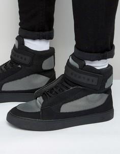 Высокие кроссовки Criminal Damage Bronx 2 - Черный
