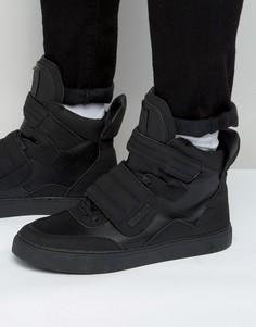 Высокие кроссовки Criminal Damage Tribeca - Черный
