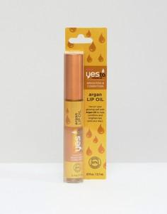 Аргановое масло для губ объемом 3,7 мл Yes To эксклюзивно для ASOS - Бесцветный
