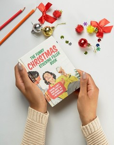 Книга The Funny Christmas Stocking Filler Book - Мульти Books