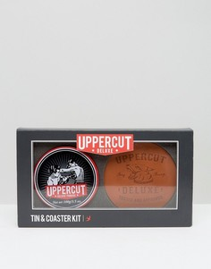 Набор для укладки волос с подставками под напитки Uppercut Deluxe - Мульти