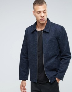 Джинсовая куртка Weekday - Синий