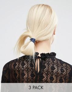 Резинки для волос с заклепками Orelia - Мульти