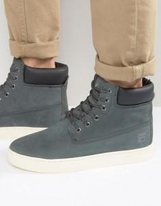 Ботинки на шнуровке Fila New York - Коричневый