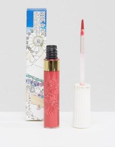 Новогодний блеск для губ Paul & Joe - Розовый