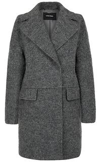 легкое шерстяное пальто Neohit