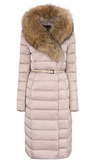 Пальто на натуральном пуху Acasta