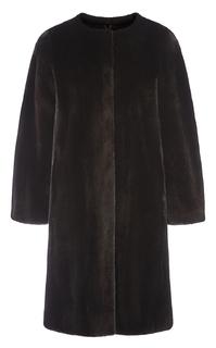 Пальто из меха норки Fellicci