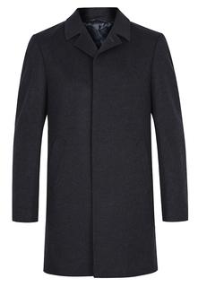 Классическое шерстяное пальто Al Franco