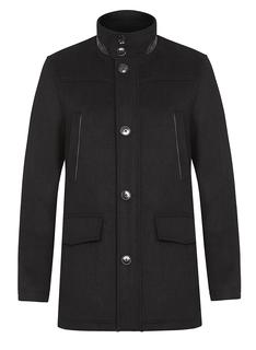 Короткое шерстяное пальто Al Franco