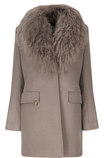 Пальто из шерсти Acasta