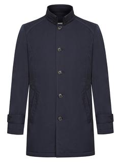 Удлиненная куртка на синтепоне Al Franco