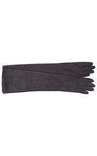 Комбинированные длинные перчатки Fabretti