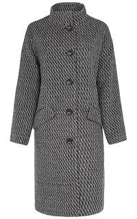 Фактурное пальто Le Monique