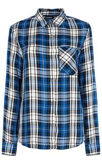 Рубашка в клетку La Reine Blanche