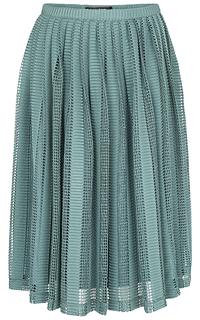 юбка с перфорацией La Reine Blanche