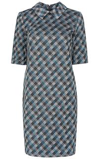трикотажное платье La Reine Blanche