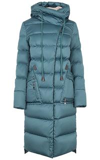 утепленное стеганое пальто Clasna
