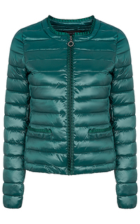 утепленная куртка La Reine Blanche