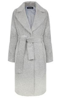 Пальто из ангоры La Reine Blanche