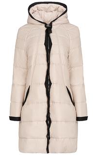 стеганое пальто на синтепоне Элема