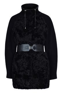 Куртка из меха овчины Virtuale Fur Collection